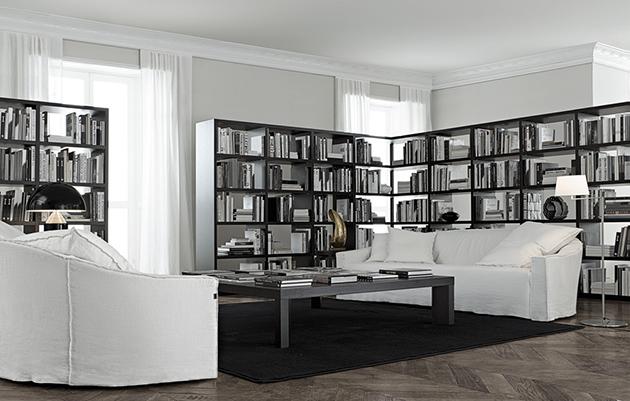 poliform boekenkast